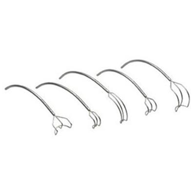 Genesee Adult Curved Atrial Rakes