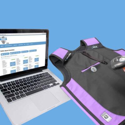 Infab Web-Based Apron Tracking System