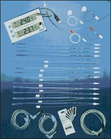Vyaire Medical Vital Temp Monitoring Devices