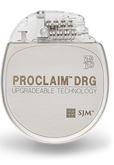 Abbott Proclaim DRG Recharge Free Neurostimulation System