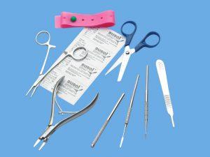 SUSOL Nail Surgery Sterile Packs