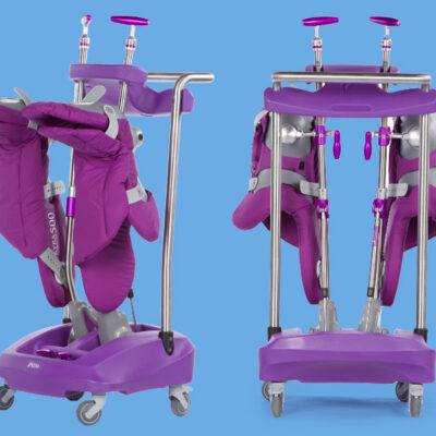 The KYRA Purple Stirrup™ Cart