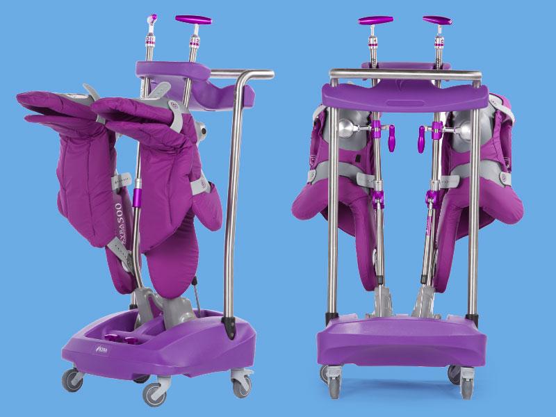 The-Purple-Stirrup™Cart