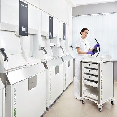 Reprocessing Endoscopes