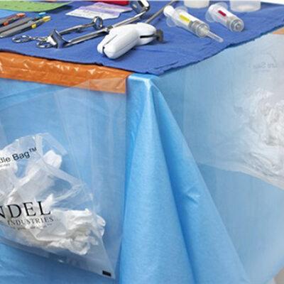 Ansell SANDEL® Z-Suture Saddle Bag™