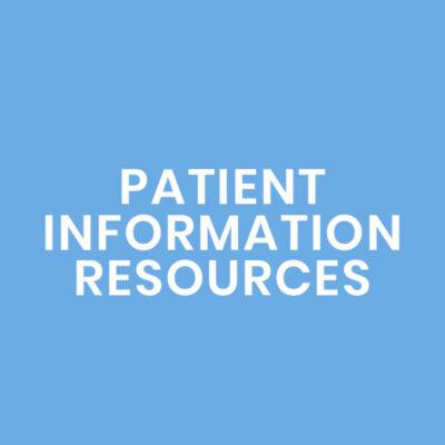 Patient Information Resources