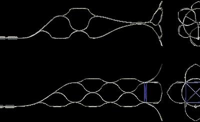 Phenox Bifurcation Aneurysm Implant PCONUS 1 & PCONUS 2